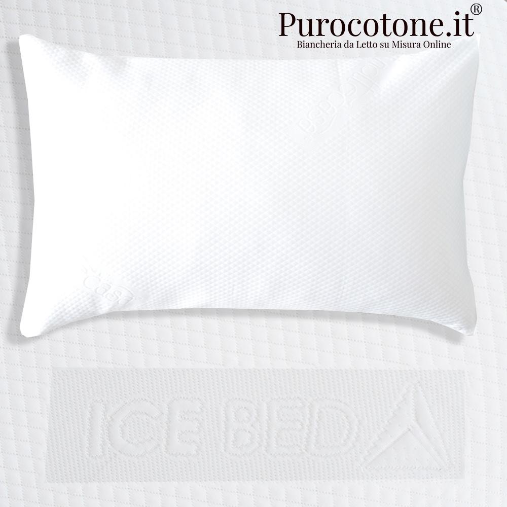 Fodera per Guanciale Letto ICE La Fodera Fresca