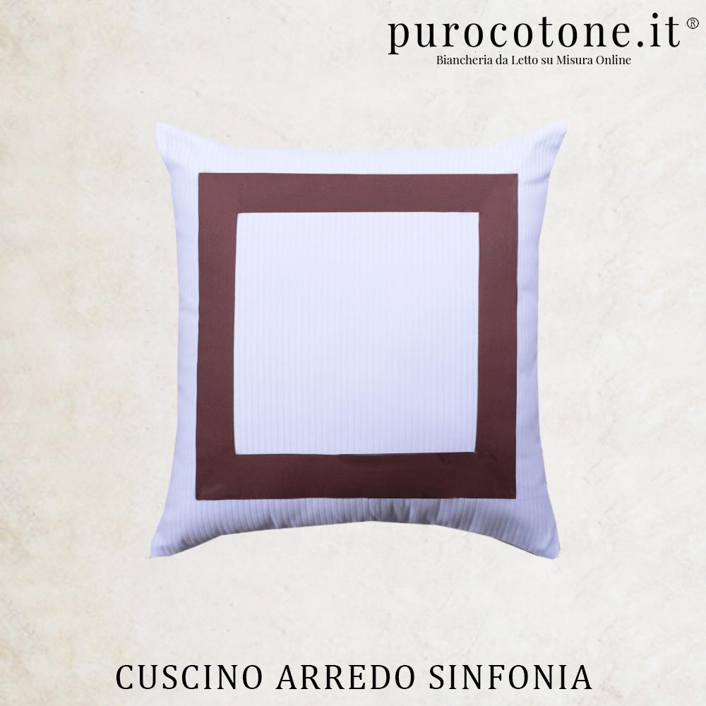 Cuscini Arredo Sinfonia Lino no Stiro