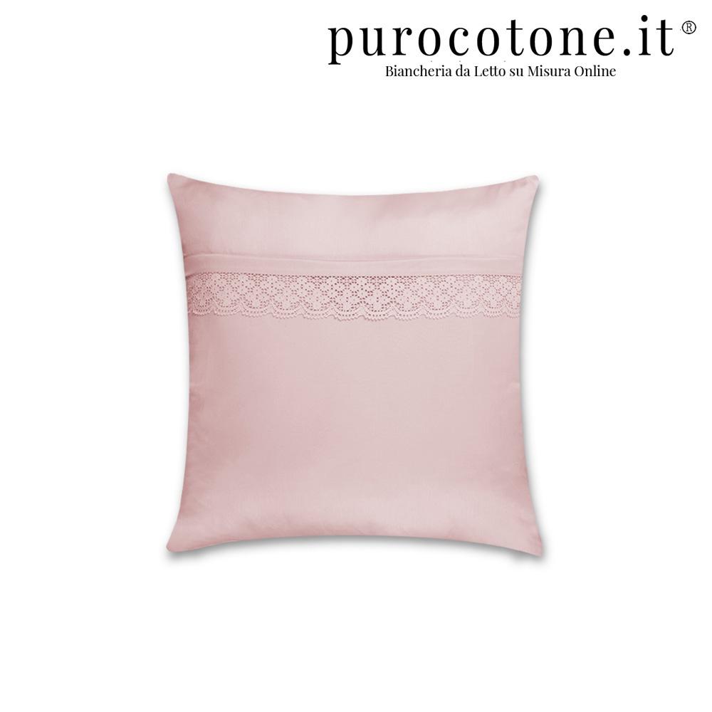 Cuscini Arredo Elisabeth Cotone Extra Fine