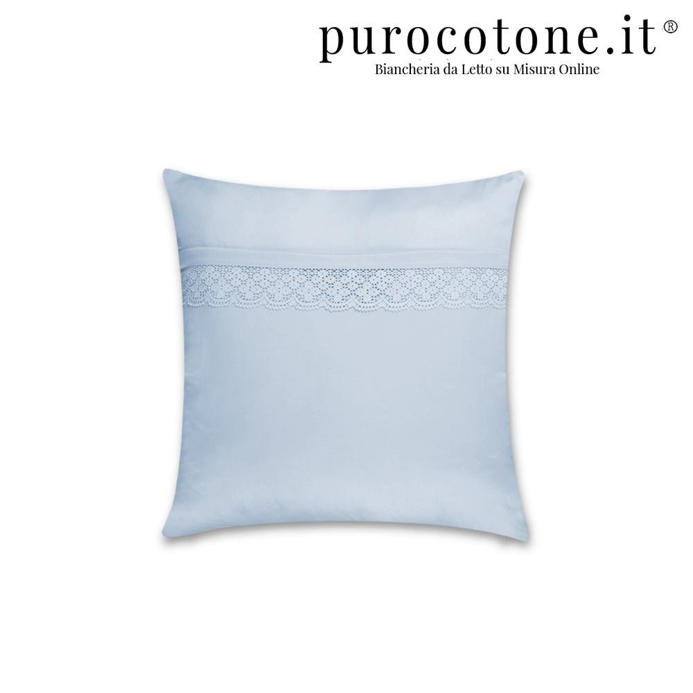 Cuscini Arredo Elisabeth 100% Cotone Extra fine no Stiro