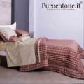 Trapunta Invernale - su Misura Maxi King Size - Raso Extra Fine Di Puro Cotone TC300 Cali 1