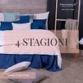 Piumone su Misura Maxi King 4 Stagioni - Cotone Extra Fine