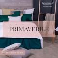 Piumone su Misura Maxi King Primaverile Percalle Extra Fine di Puro Cotone TC200 80-160gr/mq