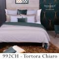 Copripiumino Sfuso su Misura Maxi King Size Raso Extra Fine di Puro Cotone TC300 Linea Hotel