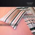 Federa Raso Extra Fine di Puro Cotone TC300 Stripe