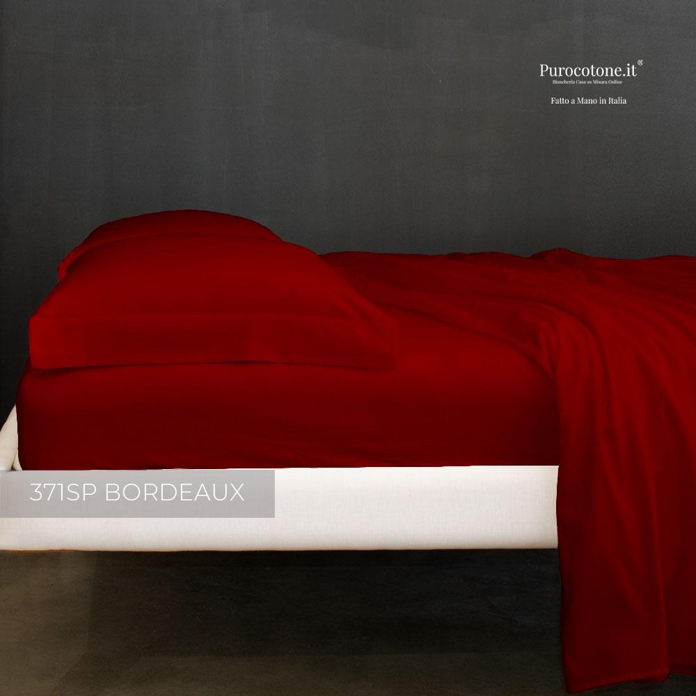 Lenzuola Maxi King Size Su Misura Caldo Cotone Purocotone It
