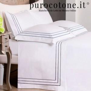 Biancheria Hotel Raso di Cotone TC600 Supima
