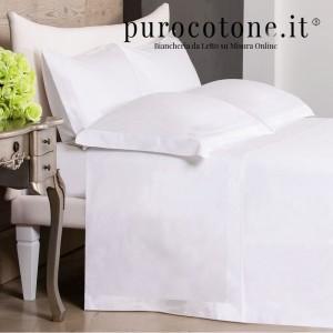 Biancheria Hotel Raso di Cotone TC1000 Supima