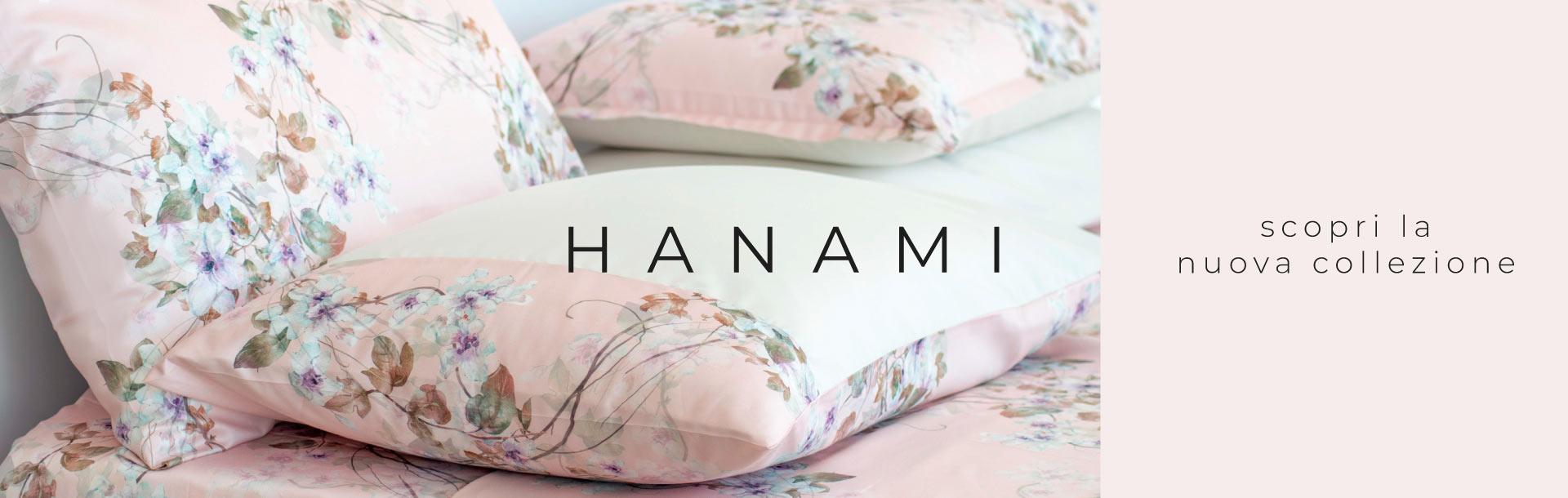 La nuova collezione Hanami di Purocotone.it